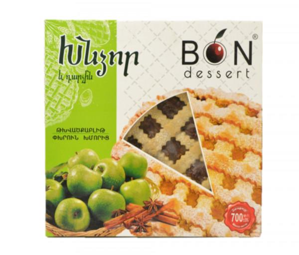 Bon Dessert Biscuits with apple jam 700g