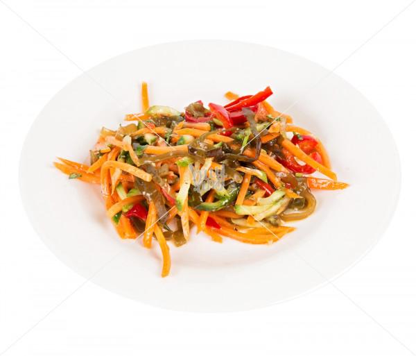 Աղցան (ծովային կաղամբով) Smak Salad