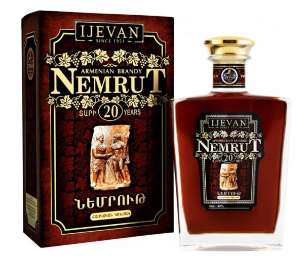 Nemrut Cognac 20Y 0.5l