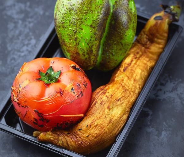 Խորոված բանջարեղեն Մանղալ