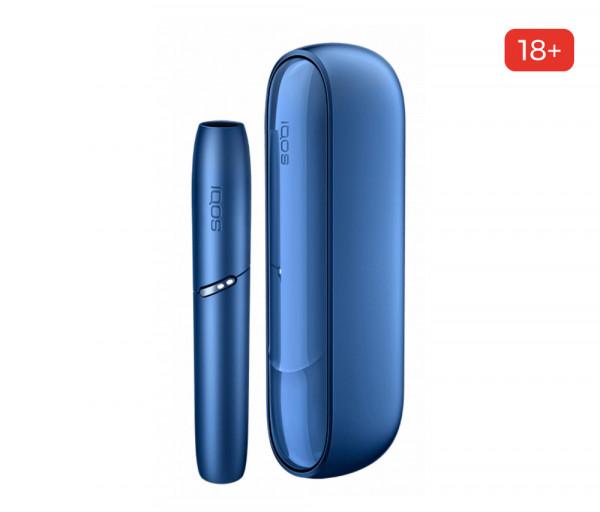 IQOS 3 DUO Metallic Blue