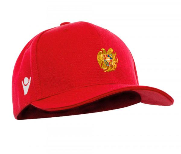 Կեպի գլխարկ PEPPER (կարմիր)