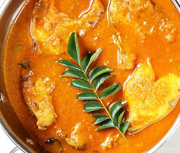 Ձկան Քարրի Կառմա Հնդկական Ռեստորան