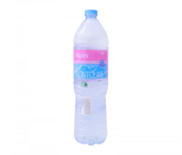 Քարֆուր Բնական հանքային ջուր Ալպյան 1.5լ