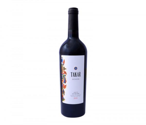 Տակառ Գինի Կարմիր Անապակ 0.75լ