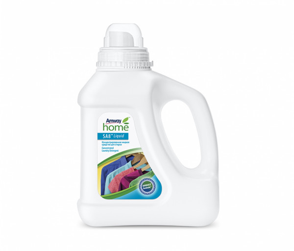 Concentrated liquid laudry detergent SA8 1,5l Amway