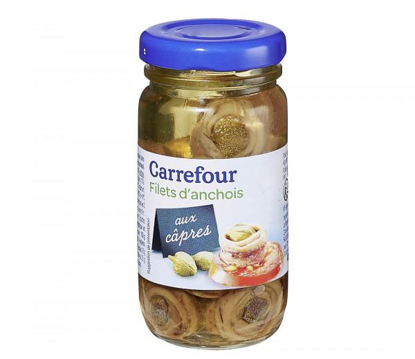 Carrefour Anchois Capre 100g