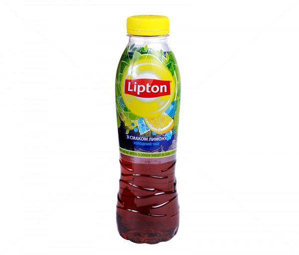 Սառը թեյ «Lipton» (կիտրոն) 0.5լ