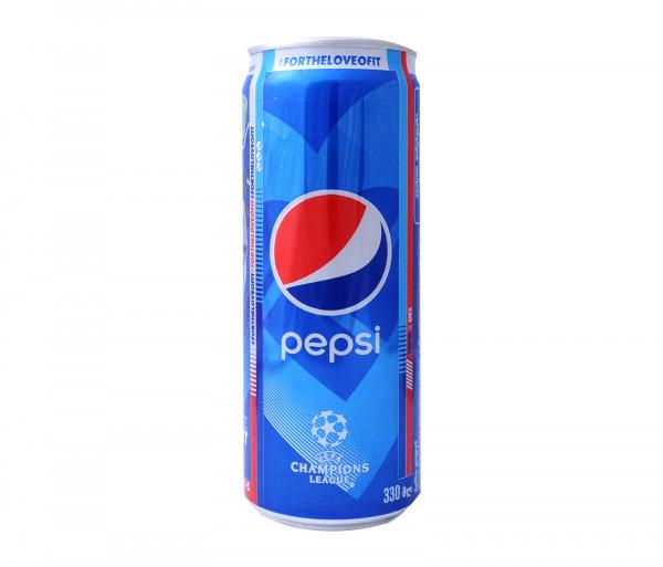 Պեպսի Գազավորված ըմպելիք 0.33լ