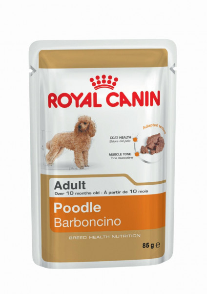 Շան խոնավ կեր Poodle 12 x 85 գ