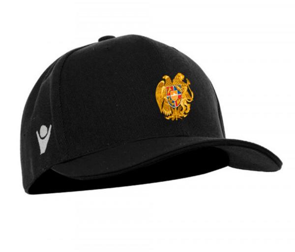 Կեպի գլխարկ PEPPER (սև)