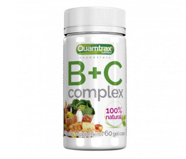 B+C Complex 60 softgel