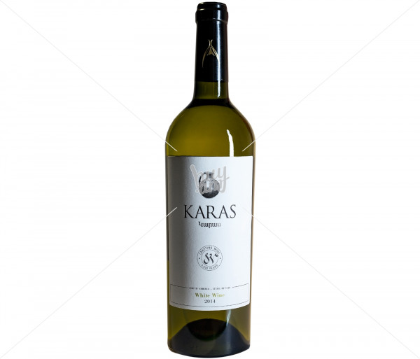 Գինի «Karas Classic» (սպիտակ, չոր) 0.75լ