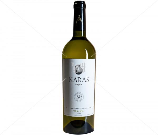 Wine Karas Classic (white, dry) 0.75 l