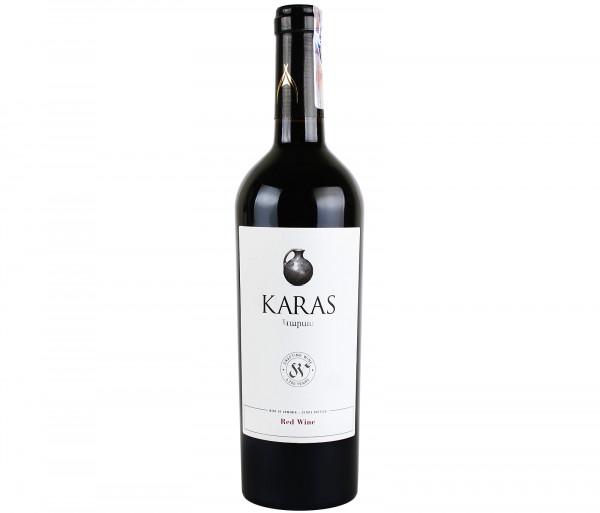 Գինի «Karas Classic» (կարմիր, չոր) 0.75լ