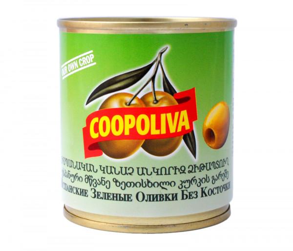 Կոպոլիվա Կանաչ ձիթապտուղ 212մլ