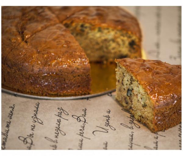 Գազարով թխվածք Laki