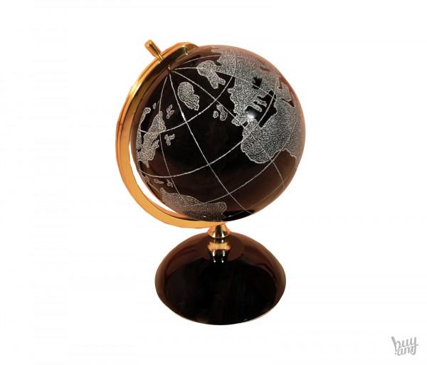 Գլոբուս oբսիդիան «Երկրագունդ» մեծ