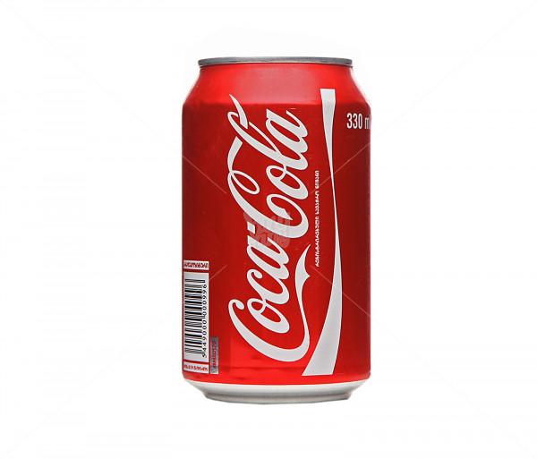 Զովացուցիչ ըմպելիք «Coca-Cola» 0.33լ