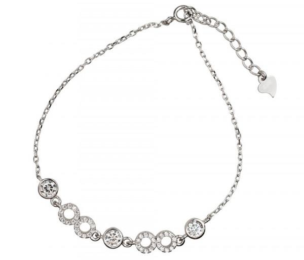 Silver bracelet SB58
