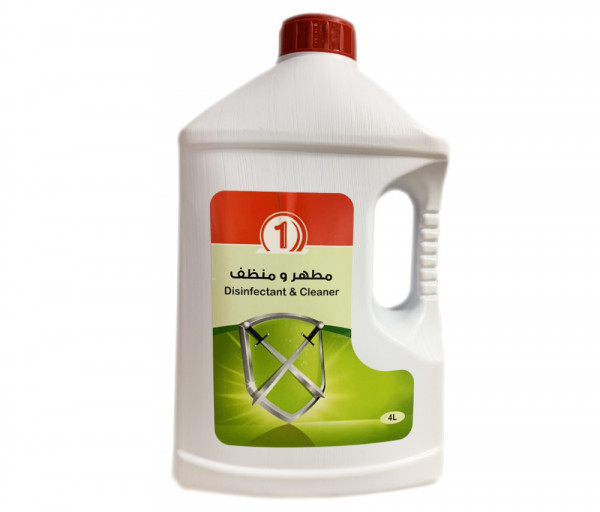 N1 Disinfectant & Cleaner 4l