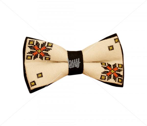 Թիթեռ-փողկապ (ասեղնագործ) Bow-X