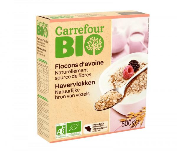 Carrefour Bio Oatmeal 500g