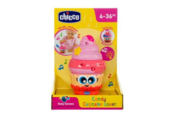 Խաղալիք ձայնային CANDY CUPCAKE LOVER, 6-36 ամսական 410446CH