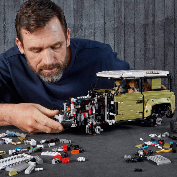 Lego Creator Կառուցողական Խաղ «Land Rover Defender»