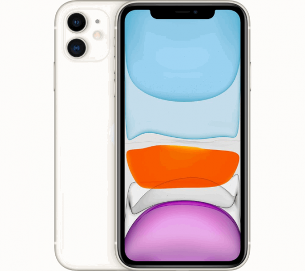 Smartphone Apple iPhone 11 64GB White