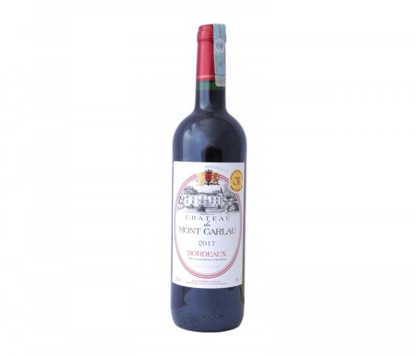 Շատո Դու Մոնթ Կարմիր անապակ գինի 0.75լ