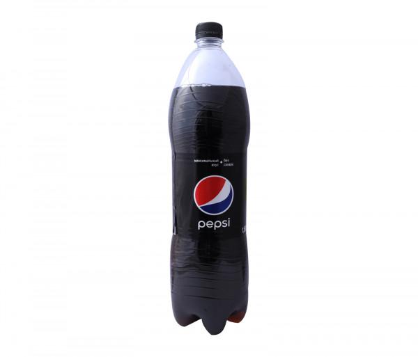 Պեպսի Գազավորված Ըմպելիք Սև 1.5լ