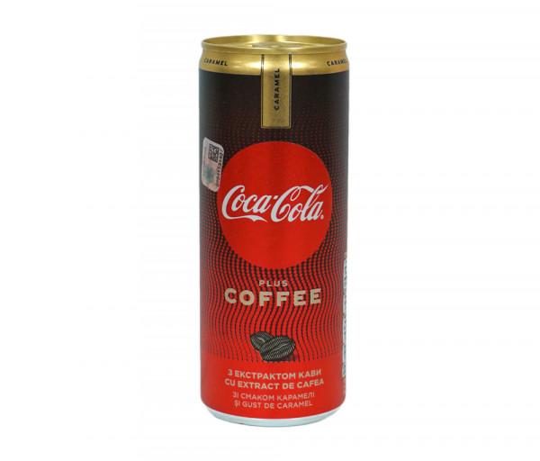 Կոկա Կոլա Սուրճ Կարամել 250մլ