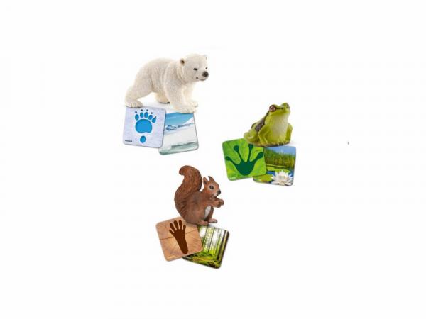 Schleich Կենդանիների հավաքածու «Wild Life»