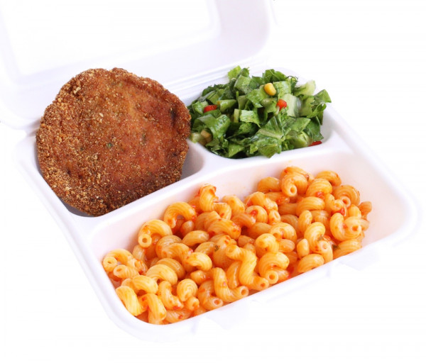 Լանչ բոքս N6 (հավի կոտլետով) My Lunch