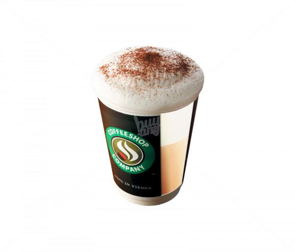 Սուրճ «Cappuccino» (փոքր) COFFEESHOP COMPANY