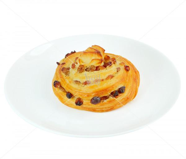 Չամիչով կրուասան «Pain au raisin» Baguette & Co