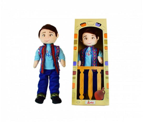 Տիկնիկ «Նարեկ» Mankan Toys