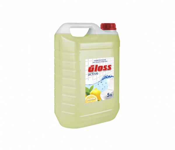 Լոգասենյակ մաքրող միջոց «Closs active»