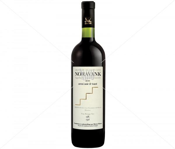 Խաղողի գինի «Նորավանք» կարմիր, անապակ Maran Winery