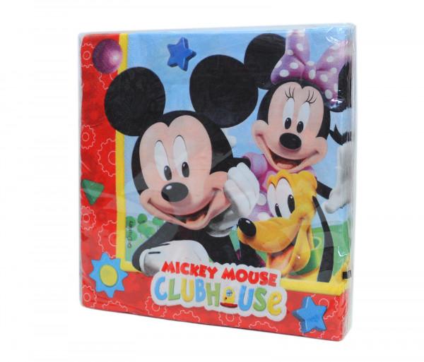 Անձեռոցիկներ «Mickey Mouse» (20 հատ)