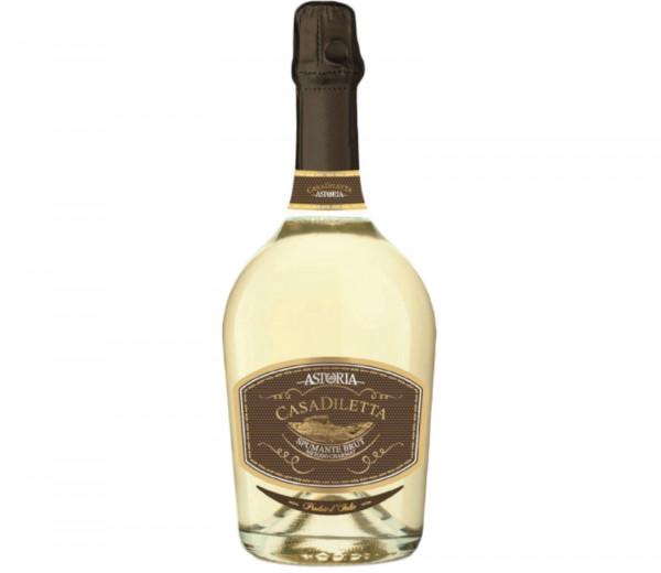 "Sparkling wine ASTORIA ""Casa Diletta"" Brut 0.75 l"