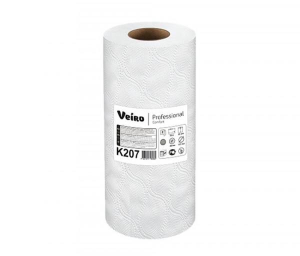 Paper towel in rolls Veiro Professional K207