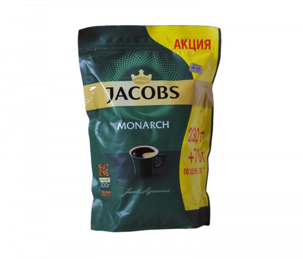 Յակոբս Մոնարխ Լուծվող սուրճ 230գ+70գ