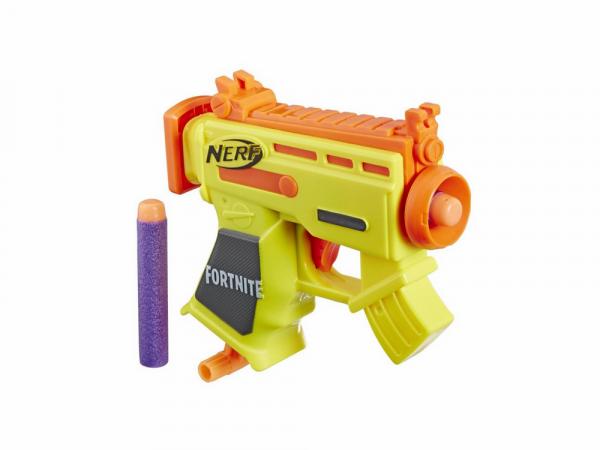 Hasbro Հրացան Փամփուշտով NERF MICRO SHOTS FORTNITE «AR L»