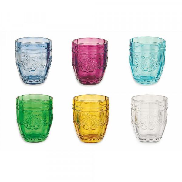Բաժակների հավաքածու Syrah Set 6 Bicchieri Acqua AS