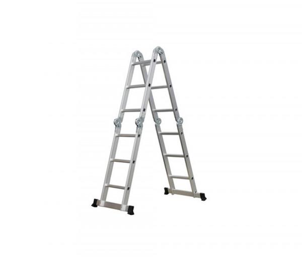 Aluminum staircase Startul