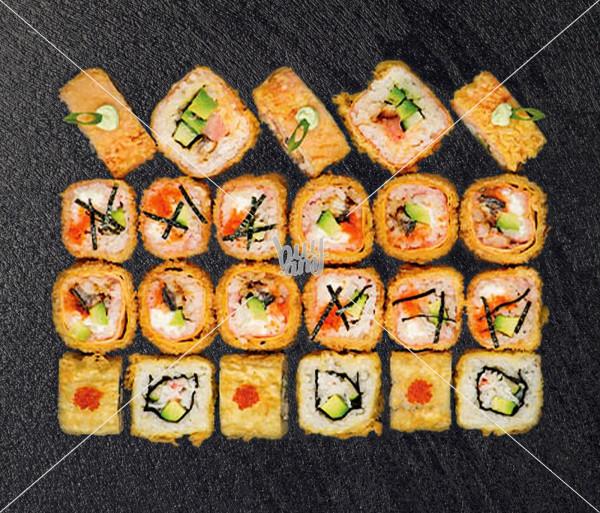 Հոթ սեթ AKO Sushi