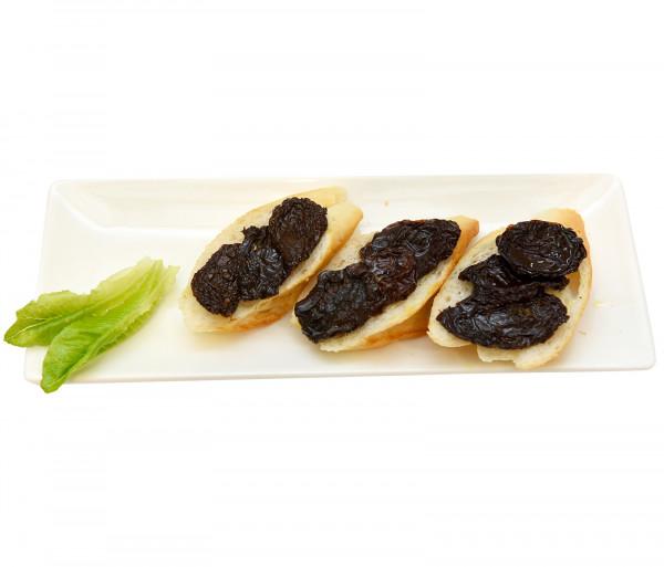 Համեմված հաց (սխտորով և չորացրած լոլիկով) Արտ Բրիջ