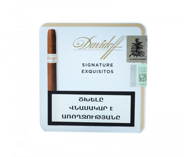 Սիգարելա Davidoff Exquisitios 10